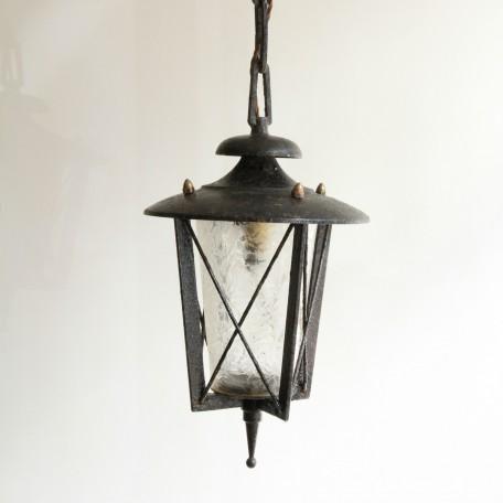 Etched Lantern
