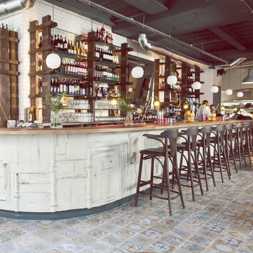 Restaurant Kitchen Pass: Bacaro Restaurant, Liverpool
