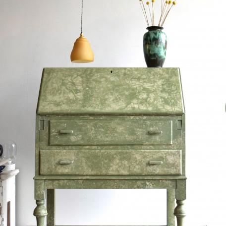 Annie Sloan painted bureau