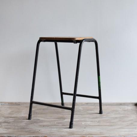 vintage industrial stools
