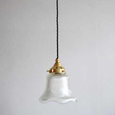 bell shaped holophane shade