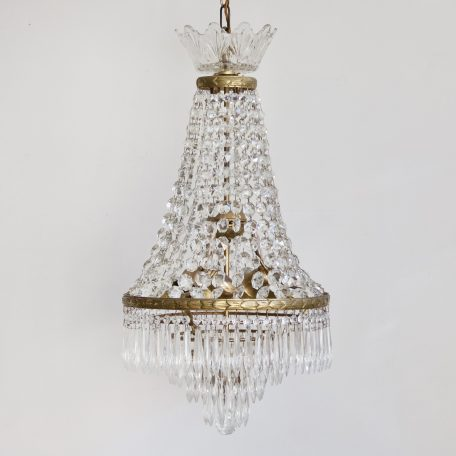 Antique chandeliers archives agapanthus interiors french tent and waterfall chandelier aloadofball Gallery
