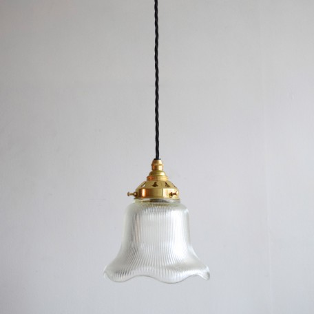 bell shaped holophane shade