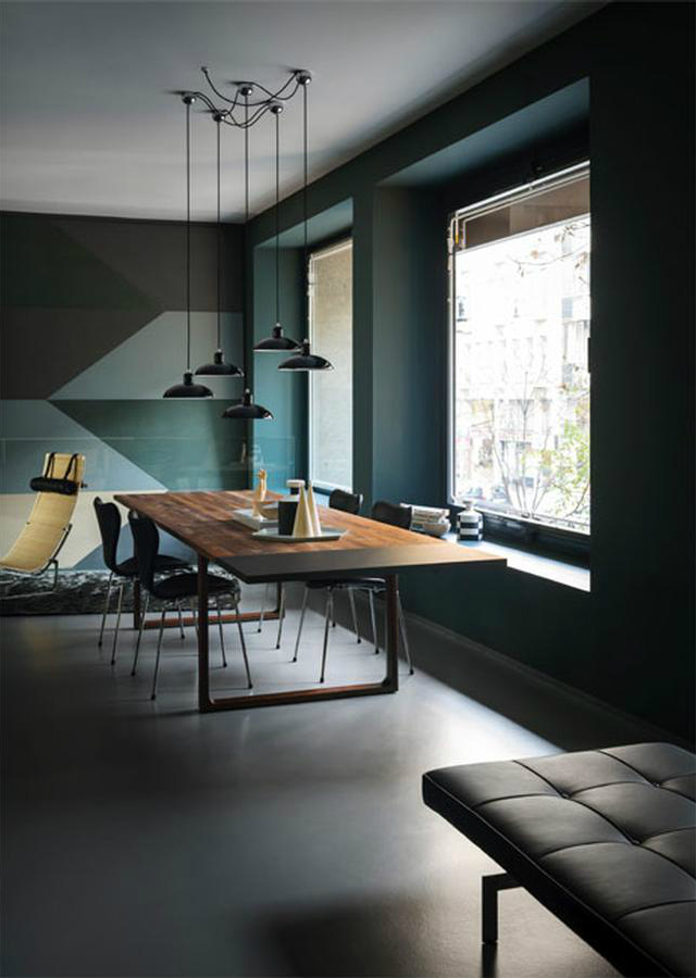 Fritz Hansen Milan showroom