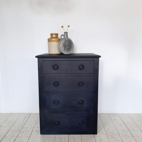 Small Chest of Drawers Painted in Annie Sloan Chalk Paint™