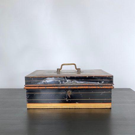 Vintage Metal Safe
