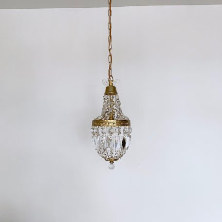 Small Late 20th Century Balloon Chandelier