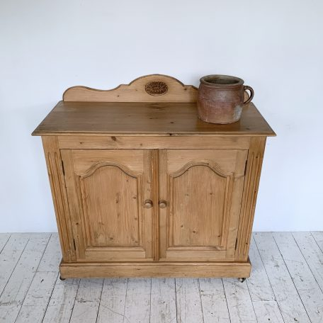 Small Pine Sideboard