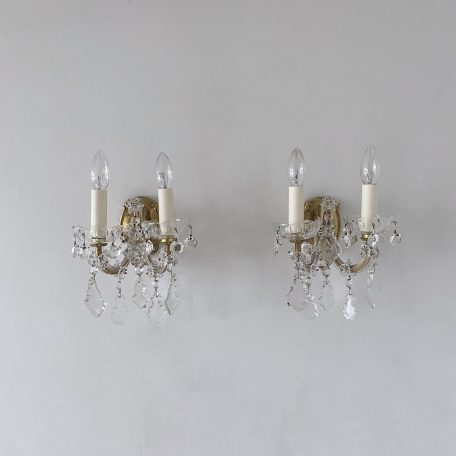 Pair of Marie Thérèse Wall Lights
