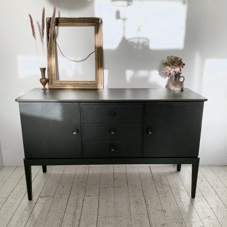 Painted Mid Century Heal's London Sideboard