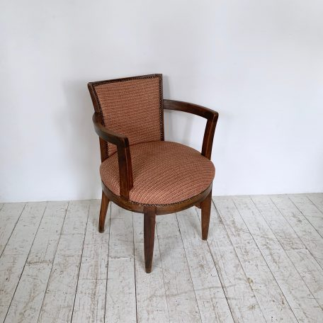 20th Century French Bridge Chair