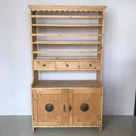 Hungarian Waxed Pine Dresser