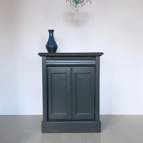 Painted Hungarian Cupboard
