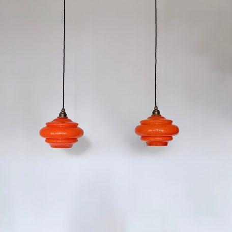 Pair of 1960s Orange Shades