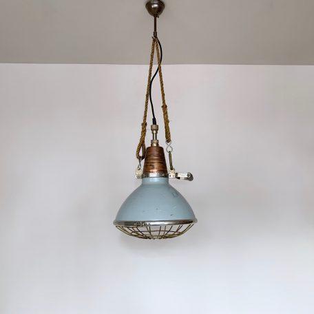 Vintage Industrial Bulk Head Lantern