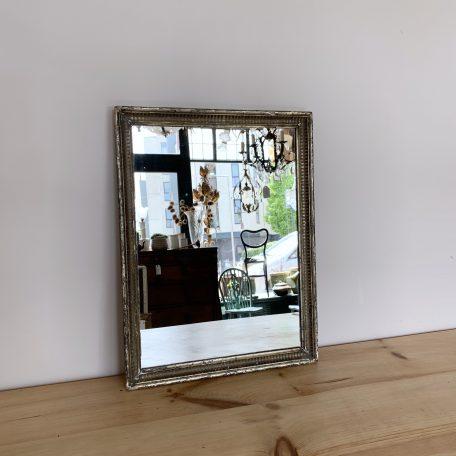 Antique Distressed Gold Frame Mirror