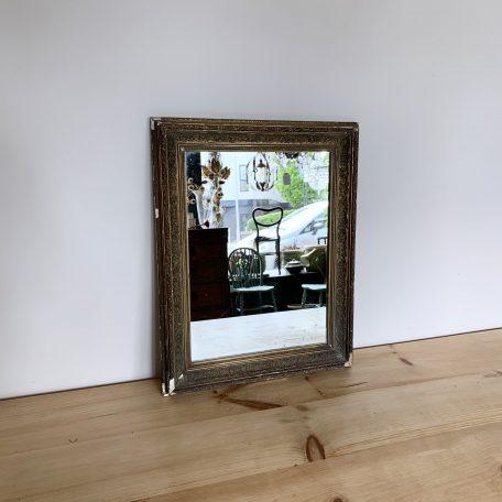 Antique Ornate Gold Frame Mirror