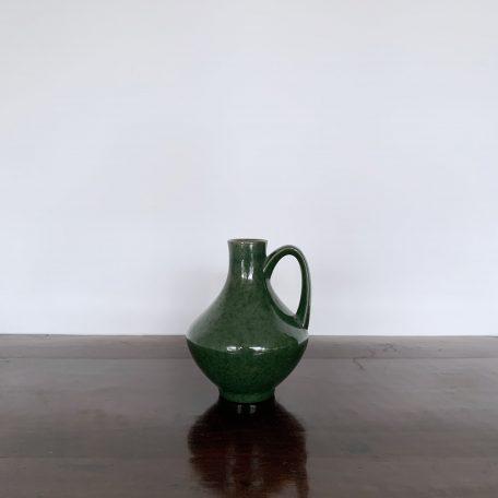 Green West German Pottery Jug