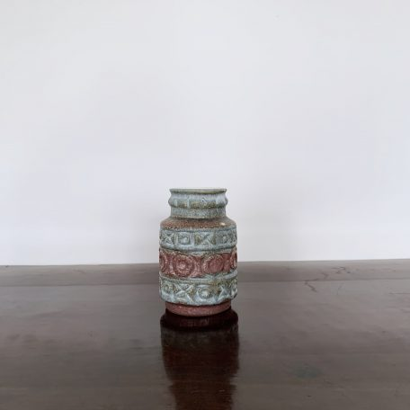 Small West German Pottery Vase