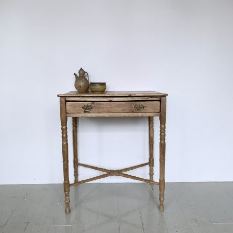 Victorian Pine Occasional Table
