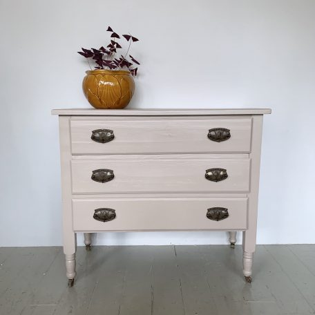 Small Painted Chest of Drawers