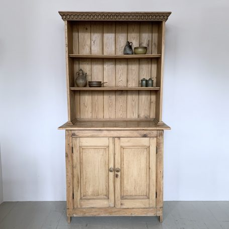 Vintage English Pine Dresser