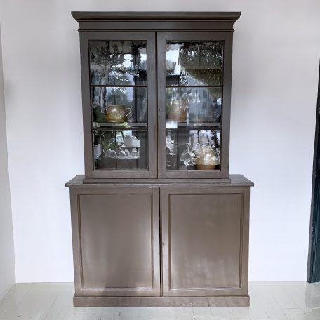 Brown Painted Glazed Dresser