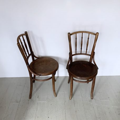 Five Bentwood Chairs